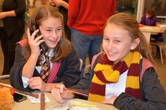 callingumbridge (Calvert Library) Tags: night book harry potter harrypotter teens quidditch 2016 tweens calvertlibrary calvertlibraryprincefrederick delorisumbridge harrypotterbooknight