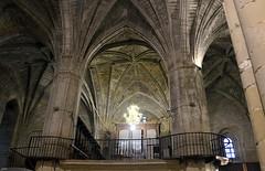 Iglesia de Sta. M de Los Reyes (Iglesias Riveiro) Tags: laguardia alava gotico