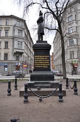 _DSC4759 (Rustam Bikbov) Tags: december saintpetersburg monuments pushkin 1884 2015