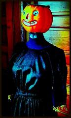 *JANEY* JACK 'O' LANTERN (luvehorror) Tags: halloween jackolantern pumpkinhead candycontainer halloweendisplay halloweendecor oldhalloween germanyhalloween antiquepumpkin antiquehalloween oldpumpkin germancandycontainer vintagehalloweencostume vintagepumpkin papermachejackolantern vintagehalloweendecor germanjackolantern halloweenharvest harvestcreature vintagehalloweencostumecollection antiquegermanhalloween germanyjackolantern 1930shalloweenjackolanterns oldgermanjack 1930spumpkindress restoredvintagehalloween vintageoldhalloween oldgermanhalloween oldgermanyhalloween
