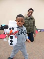 Winter Weather (Birmingham Public Library (AL)) Tags: winter children birmingham libraries crafts alabama snowmen toddlers birminghampubliclibrary tottime avondalelibrary