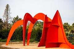 Calder (Thomas Hawk) Tags: california sculpture usa america losangeles sanmarino unitedstates huntington unitedstatesofamerica calder southerncalifornia alexandercalder fav10 thehuntington jerusalemstabile