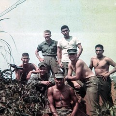 Alpha Company, 1st Battalion, 3rd Platoon, 5th Marines. Vietnam. (Peer Into The Past) Tags: history marines marinecorps semperfi vietnamwar alphacompany 5thmarines