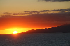 Sonnenuntergang bei Fuerteventura (ugreeb2002) Tags: sunset sea topf25 spain meer sonnenuntergang fuerteventura kanaren colores sonne spanien wonderfulworld oureurope unlimitedphotos voyagetravellingreise canoneos70d canonflickraward