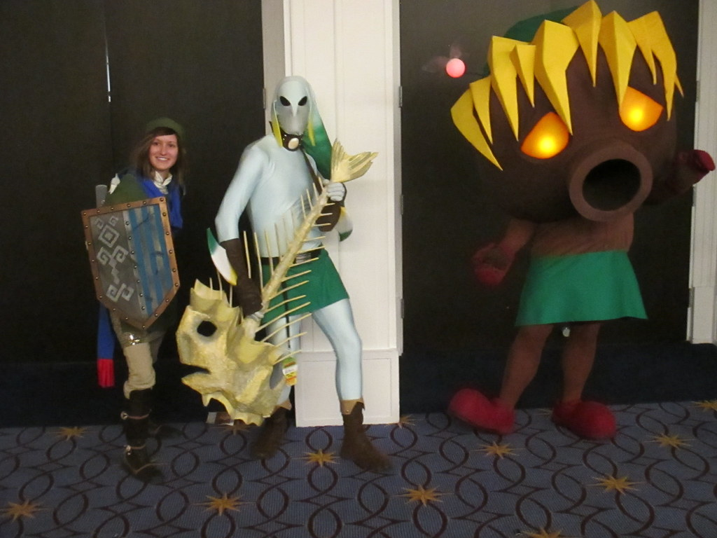The Worlds Best Photos Of Deku And Link Flickr Hive Mind