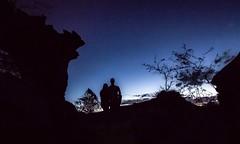 Por do Sol, igrejinha, Parque Nacional do Catimbau (pmenge) Tags: contraluz sigma igrejinha casal pds 816 valedocatimbau 7dii
