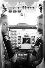 Captains x 2 (mreastwood) Tags: sweden aircraft nurse beechcraft beech rn registerednurse kingair b200 airambulance medevac mediflight flightnurse beechking flightmedicine icunurse scandinavianairambulance airnurse airmedicin airmedicine retieval
