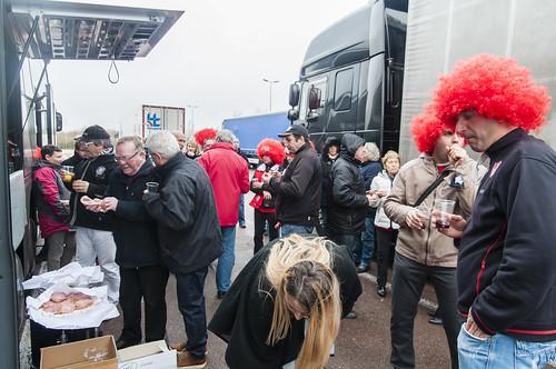 Supporters - ©Jacques Cormarèche