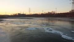 공릉천 관찰일기 (LeeWonHee) Tags: 얼음