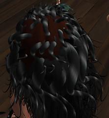 WTF - did it not rezz? (Kaia Krystal) Tags: secondlife flexi badhairday prim scalp