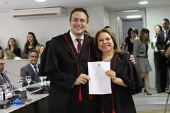 Posse dos 76 novos juízes - 25/02/2016