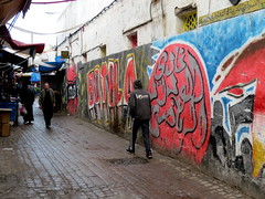 Casablanca -   (simon_berlin62) Tags: life street travel people colour art photography graffiti market northafrica morocco maroc maghreb souk medina casablanca marokko  2016   nordafrika afriquedunord