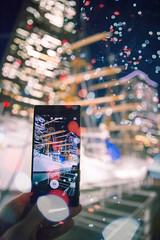 Location Hunting for Winter Model Shooting *explored* (Apricot Cafe) Tags: lighting winter japan night nightscape jp yokohama kanagawa minatomirai kanagawaken yokohamashi canonef2470mmf28liiusm img629291