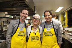 OzHarvest CEO CookOff 2016 Media Launch (CEO CookOff) Tags: cooking photography for salad jon sumo aussie ideas liquid woolworths bader chefs cause bangarra ozharvest ceocookoff
