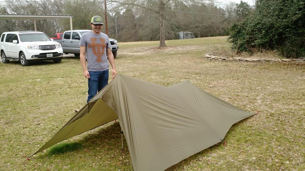 DIY ultralight tarp tent (rjhyden) Tags ultralight myog & The Worldu0027s Best Photos of myog and ultralight - Flickr Hive Mind