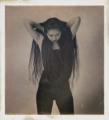 Hair (Jason Arber) Tags: london fashion female hair square asian chinese retro oriental