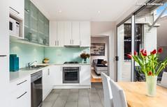 5 cores para animar a tua cozinha branca (utilidades_casa) Tags: verde cores design casa laranja decorao madeira cinza cozinha menta tendncias azuleltrico