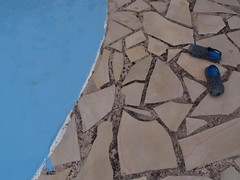 Crocs, bord de piscine (cristoflenoir) Tags: croc opus piscine hrault naturisme lodve lambeyran incertum