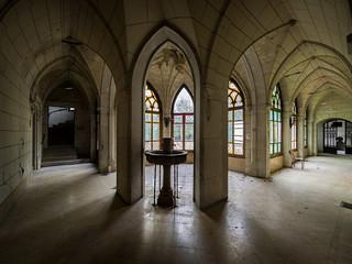 Abandoned Castle