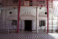 Rajasthani style doors (VinayakH) Tags: india religious temple delhi hindu hinduism chattarpur katyayani