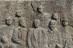 Lenin 1917 (Karl G.) Tags: lenin monument relief communism revolution ddr brandenburg 1917 cccp denkmal kommunismus udssr trotzki oktoberrevolution trotzky
