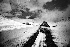 Slush In The High Himalayas (Yet Another Guy With A Camera) Tags: india key pass incredible tabo rohtangpass himachal himalayas spiti himachalpradesh rohtang losar kaza chandratal spitivalley kibber dhankar kunzum mudh pinvalley kunzumlapass kunzumla hikkam