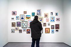 Martin Parr Exhibition (Michellepixeldot) Tags: portraits martin exhibition wakefield hepworth parr