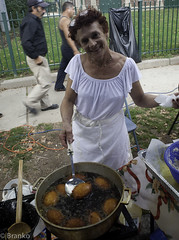 brazilian day, newark (branko_) Tags: newark brazilianday acaraje