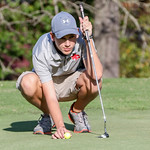 BC Men's Var Golf v AHS 3-24-16