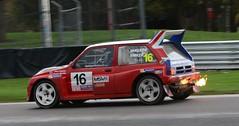 Metro 6R4 - Smith (rallysprott) Tags: park sport austin nikon metro howard rally neil smith rover stages mg motor 6r4 rallying oulton 2015 sprott wdcc d7100 rallysprott