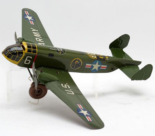 Marx U.S. Army War Plane ($132.00)