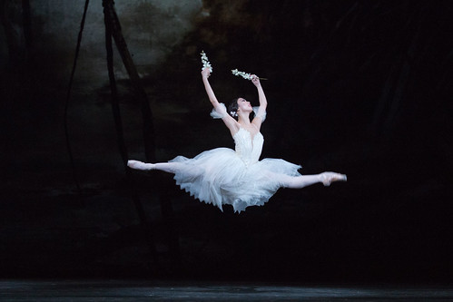 Cast change: Akane Takada to dance in <em>Giselle</em> on 1 April 2016
