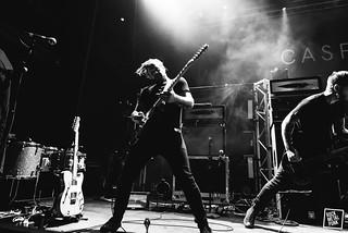 20.04.2016 - Caspian at The Fillmore Silver Spring // Shot by Jake Lahah