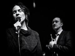Isabella Lundgren (Hasse Linden) Tags: musician music livemusic trumpet jazz singer vocals konserthuset isabellalundgren stockholmconserthall