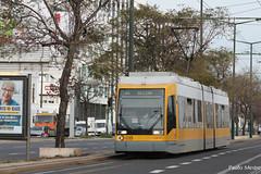Carris 503, Avenida 24 de Julho, 27 de Janeiro de 2016 (Paulo Mestre) Tags: portugal trolley lisboa lisbon tram lissabon streetcar carris 503 strassenbahn lisbonne trolleycar tranvia tramways ccfl