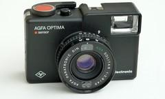 Agfa Optima Sensor (1976) (Steven Czitronyi) Tags: camera agfa sensor optima