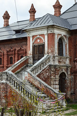(ola_alexeeva) Tags: old brick architecture stairs compound russia moscow exploring msk