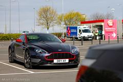 N430-esque (MJParker1804) Tags: blue dark martin british manual v8 aston 43 vantage carporn n430