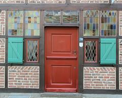 Heimatstube - Fachwerkhaus aus der 2. Hlfte des 17. Jh. (Heidi St.) Tags: tr radtour fachwerk kerken heimatstube aldekerk gemeindekerken