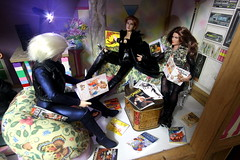 Girls Night In (CMUltra) Tags: fiction sky cat magazine cg jet vogue brides docsavage pulp 16 custom takara nationalgeographic pcgamer astounding amazingstories saturdayeveningpost popularscience tabletalk betterhomesandgardens christianitytoday cygirl pcmagazine soldieroffortune motortrend sixthscale fieldstream thecountrygentleman eiganotomo successfulfarmer