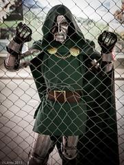 ECCC Doctor Doom-9 (LJinto) Tags: city costume comic cosplay doctor doom emerald con eccc