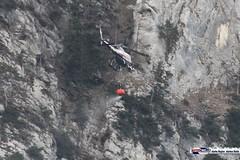 waldbrand_biwi_003 (bayernwelle) Tags: radio bayern berchtesgaden rettung feuerwehr hubschrauber untersberg waldbrand bergwacht einsatz lschen bischofswiesen winkl bayernwelle hallturm