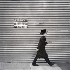 Shai (ShelSerkin) Tags: street nyc newyorkcity portrait blackandwhite newyork candid streetphotography squareformat gothamist iphone mobilephotography iphoneography shotoniphone hipstamatic shotoniphone6