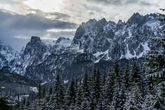 Dachstein-Region (henrik.oppermann) Tags: schnee wolken berge dachstein sonne tauern