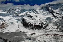 some ice (werner boehm *) Tags: ice glacier gornergrat zermatt gletscher wernerboehm