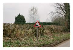 unknown gradient (-klik-) Tags: sign bush gradient