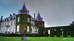 Chateau de la Hulpe (Ld\/) Tags: brussels castle garden jardin bruxelles chateau chteau brabant wallon wallonie rgion hulpe wallone