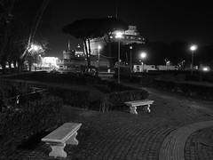 Roma_Notturno_215_1718 (Dubliner_900) Tags: bw rome roma castle monochrome nightshot olympus castelsangelo sanpietro castello bianconero lazio notturno micro43 handshold mzuikodigital17mm118 omdem5markii