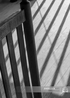 Porch Shadows, Pawleys Island