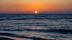 TH20150514K503127 (fotografie-heinrich) Tags: sonnenuntergang himmel ostsee zingst